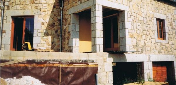 Infrastructure en pierre