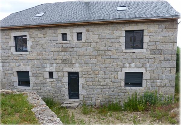 Construction en granit